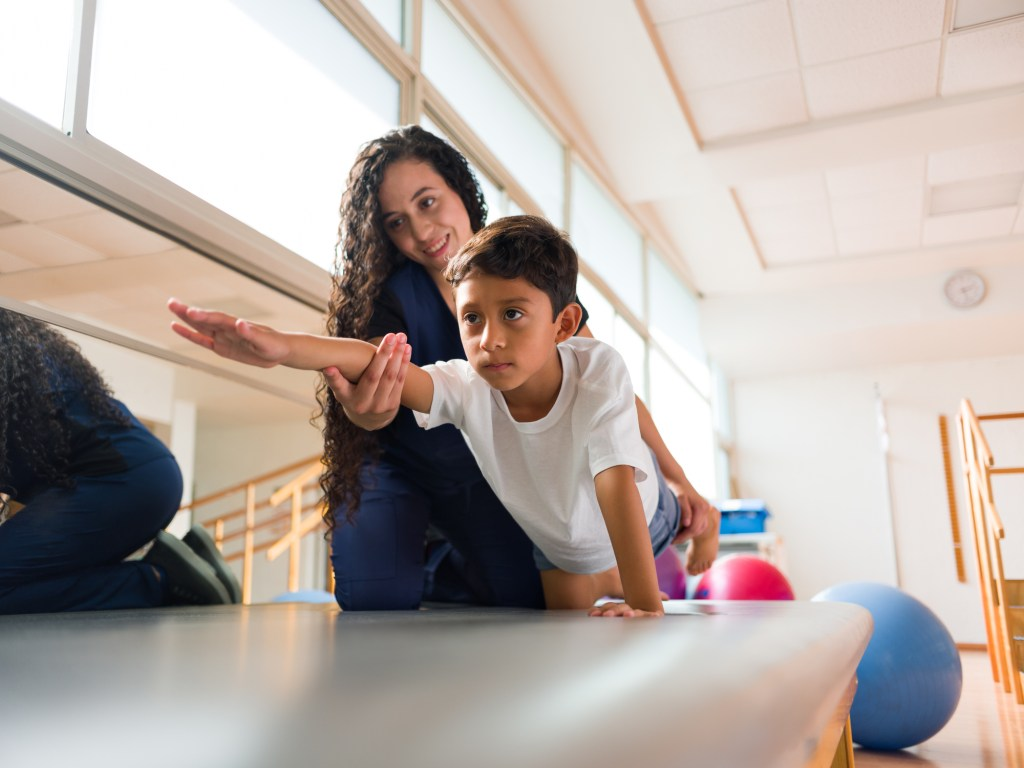 Integrated physical therapy billing services help keep pediatric clinics afloat.
